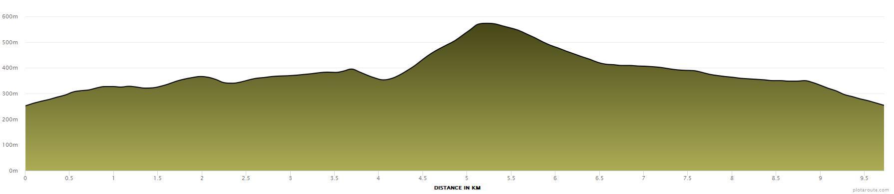 Race Profile Map