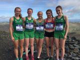 Photo of British and Irish under 17 and 20 Championships